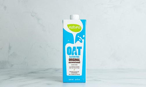Enriched Original Oat Beverage- Code#: DA0593