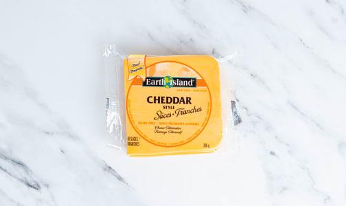 Cheddar Style Slices- Code#: DA0595