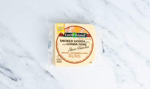 Smoked Gouda Style Slices- Code#: DA0596