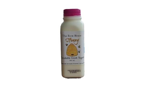 Drinkable Greek Yogurt - Honey- Code#: DA0601