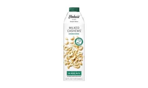 Milked Cashews, Unsweetened- Code#: DA0638