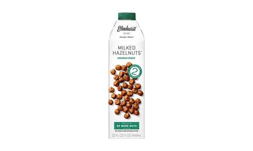Milked Hazelnuts, Unsweetened- Code#: DA0641