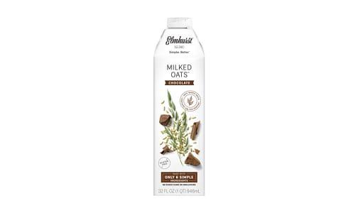 Milked Oats, Chocolate- Code#: DA0642