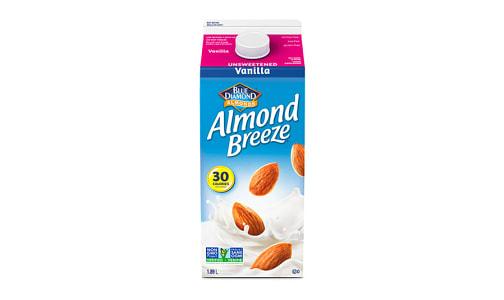 Almond Milk, Unsweetened Vanilla- Code#: DA0665