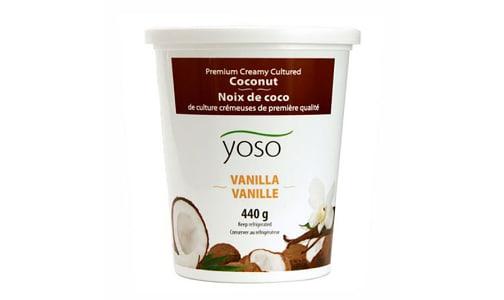 YOSO Vanilla Creamy Cultured Coconut- Code#: DA0671