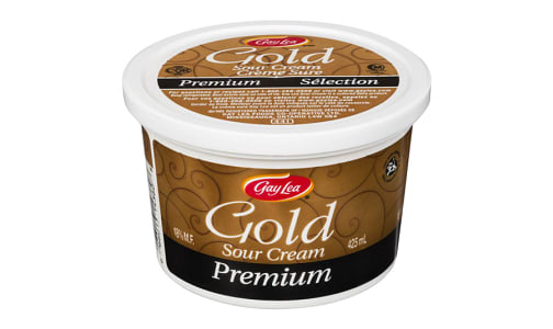 Gold Premium Sour Cream- Code#: DA0708
