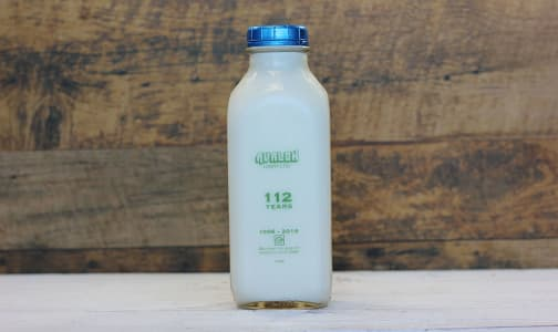 Organic 2% Milk- Code#: DA105