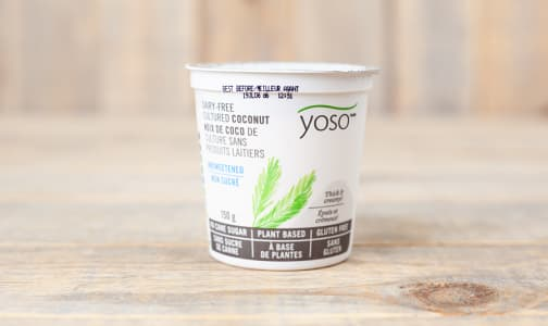 YOSO Single Serve Unsweetened- Code#: DA1121