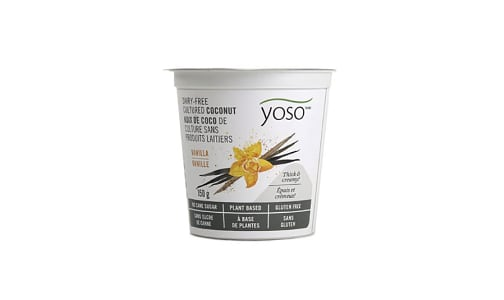 YOSO Single Serve Vanilla- Code#: DA1122