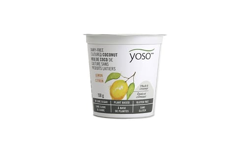 YOSO Single Serve Lemon- Code#: DA1124
