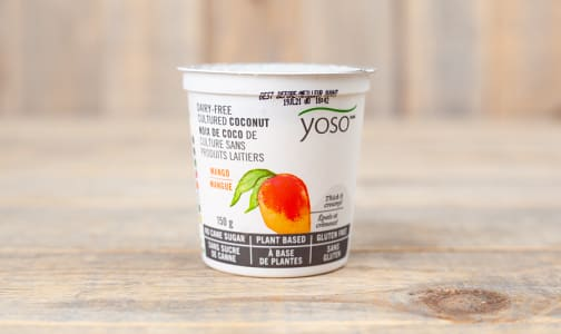 YOSO Single Serve Mango- Code#: DA1125
