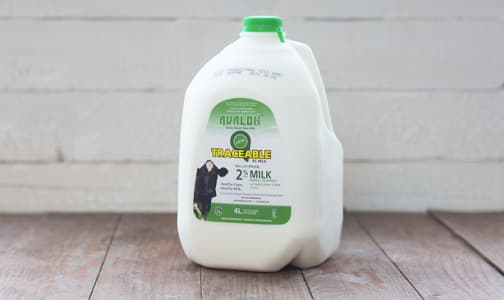 Traceable 2% Milk - Sourced from a local Eco-Dairy- Code#: DA114