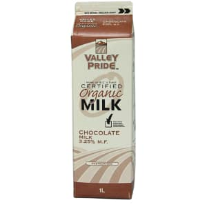 Organic Chocolate Milk- Code#: DA160
