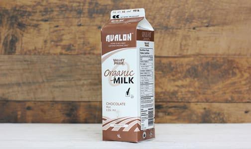 Organic Chocolate Milk- Code#: DA160