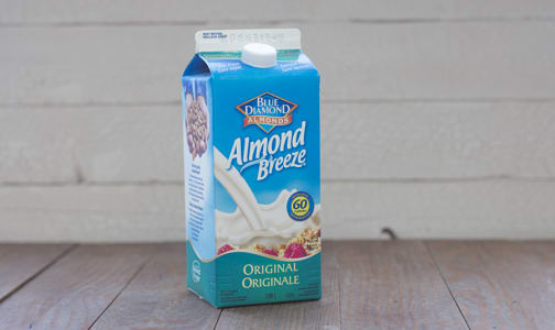 Almond Breeze Fresh, Original- Code#: DA1635