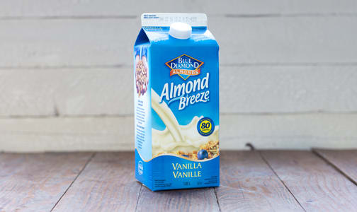 Almond Breeze Fresh, Vanilla- Code#: DA1638