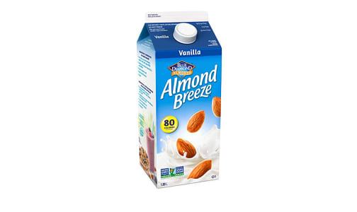 Almond Breeze Fresh - Vanilla- Code#: DA1638