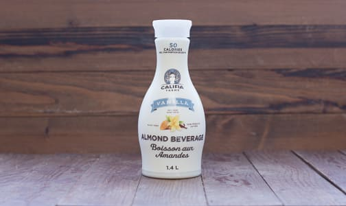 Vanilla Almond Milk- Code#: DA1771