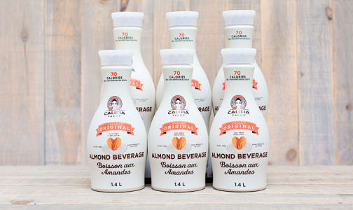 Original Almond Milk - CASE- Code#: DA1773-CS