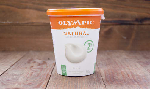 Plain Yogurt - 2% MF- Code#: DA226