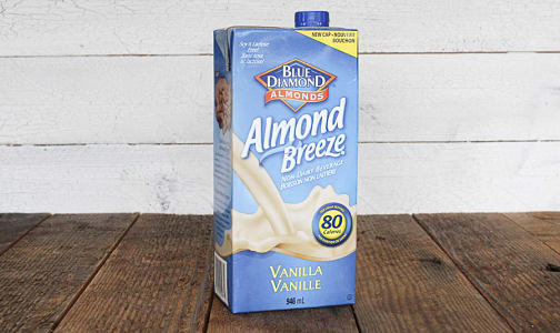 Almond Breeze Vanilla Beverage- Code#: DA3164