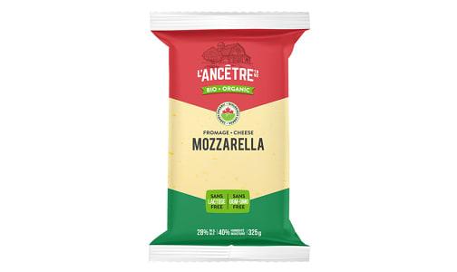 Organic Mozzarella 15% MF- Code#: DA3202