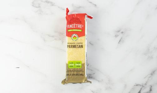 Organic Parmesan Block Cheese- Code#: DA3204