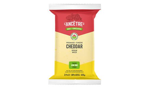 Organic Mild Cheddar Cheese- Code#: DA3208