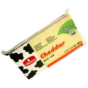 Organic Old Cheddar Cheese- Code#: DA3210