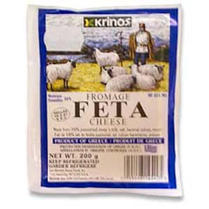 Greek Feta Cheese- Code#: DA3400