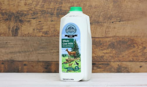 Organic Whole Goat Milk- Code#: DA3965