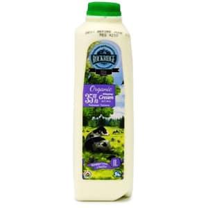 Organic Jersey Cow Whipping Cream- Code#: DA3967