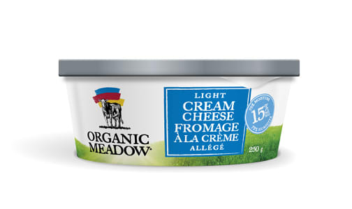 Organic Light Cream Cheese- Code#: DA475