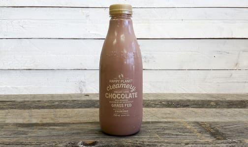 Grass-Fed Dark Chocolate Milk- Code#: DA556