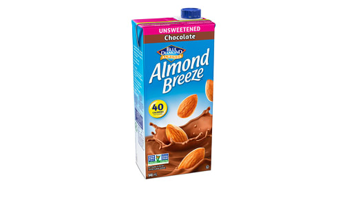 Almond Breeze - Unsweetened Chocolate- Code#: DA7208