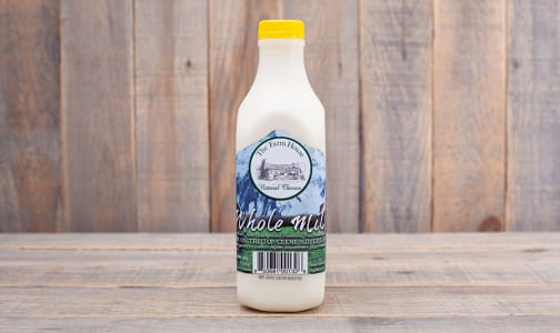 Grass Fed Milk - 4%- Code#: DA750