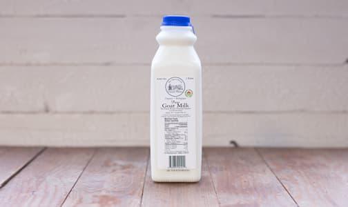 Organic Goat Milk- Code#: DA760