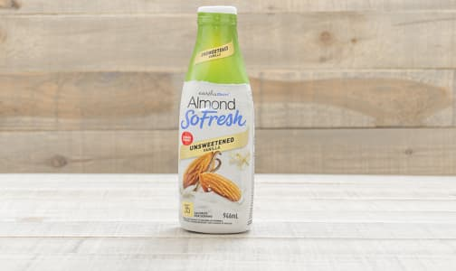 Fresh Almond Milk - Unsweetened Vanilla- Code#: DA766