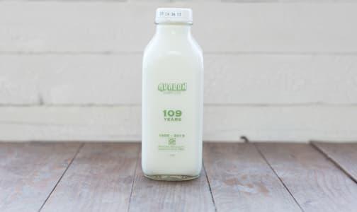 Organic Standard Milk- Code#: DA800