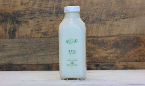 Organic Standard Whole Milk- Code#: DA800