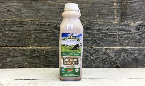 Organic Chocolate Milk- Code#: DA8011
