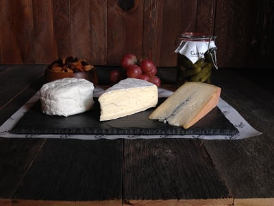 For the Love of Cheese - French Proper Platter- Code#: DA8019