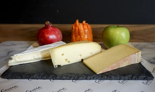 For the Love of Cheese - 'For the Love of Quebec'  Platter- Code#: DA8045
