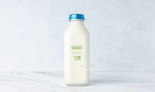 Organic 2% Milk- Code#: DA805