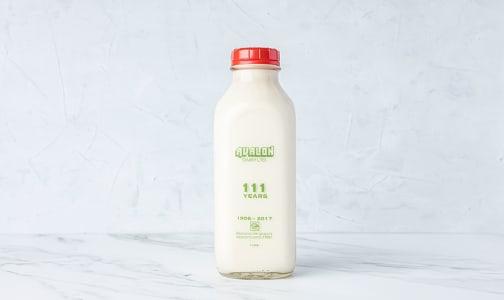 Organic Homo Milk- Code#: DA807