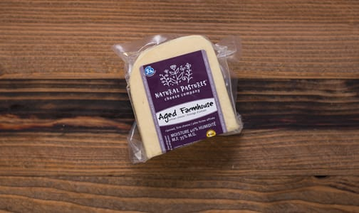 Farmhouse Aged Cheddar- Code#: DA923-NV
