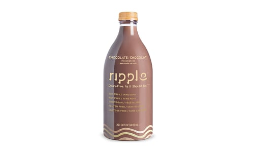 Chocolate Non-Dairy Plant Based Beverage- Code#: DA976