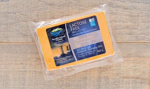 Lactose Free Old Cheddar- Code#: DC0007