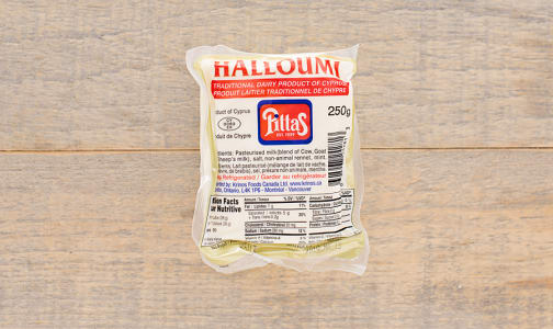 Halloumi- Code#: DC0014