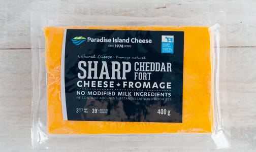 Sharp Cheddar Cheese- Code#: DC0023